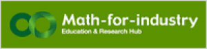 Math-for-industry, Education & Research Hub